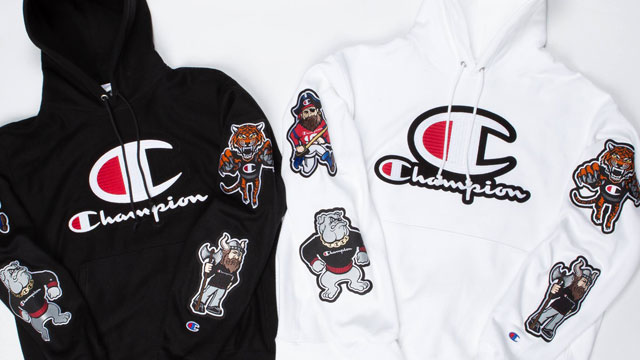 champion-mascot-collection