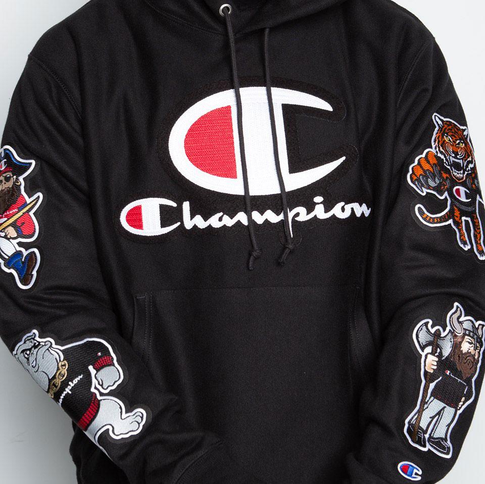 champion-mascot-hoodie