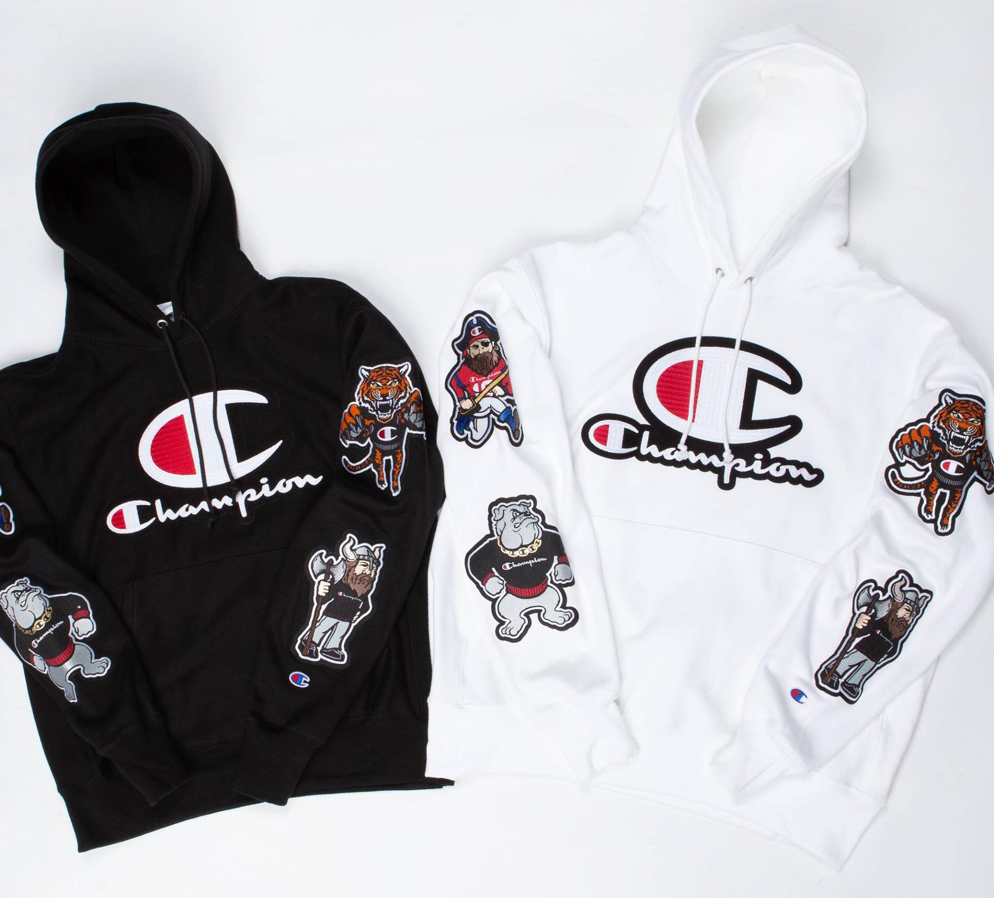 champion-mascot-hoodies