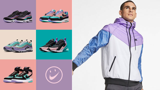 "4f91d9f4 Nike Sportswear Hooded Windrunner Jackets to Match the Nike Sportswear ""Have  A Nike Day"" Sneakers"