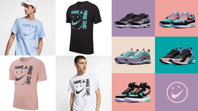 """156d073d New from Nike Sportswear's """"Have A Nike Day"""" Collection that's surfacing in  time for Air Max Day which takes place on March 26th are these Have A Nike  Day ..."""