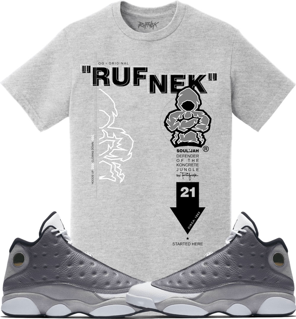 jordan-13-atmosphere-grey-sneaker-tee-shirt-match-rufnek-2