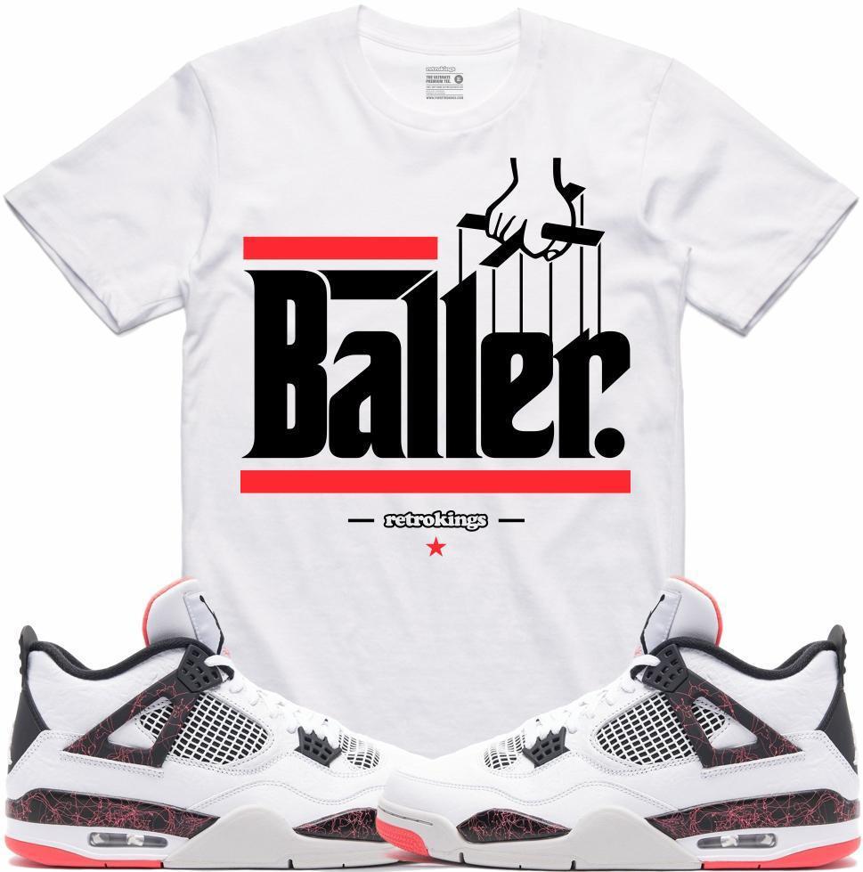 jordan-4-hot-lava-sneaker-tee-shirt-1