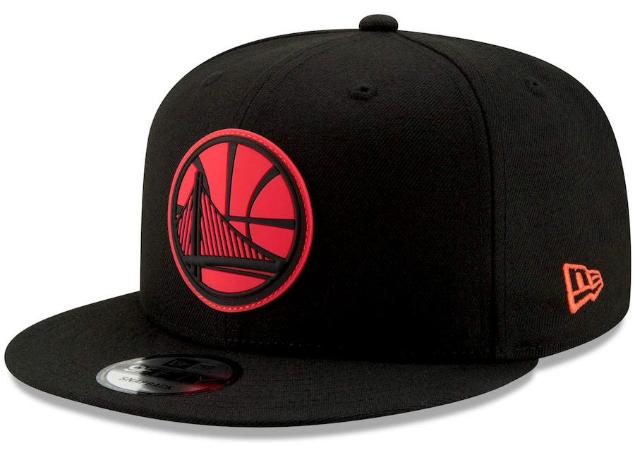jordan-6-black-infrared-golden-state-warriors-hat