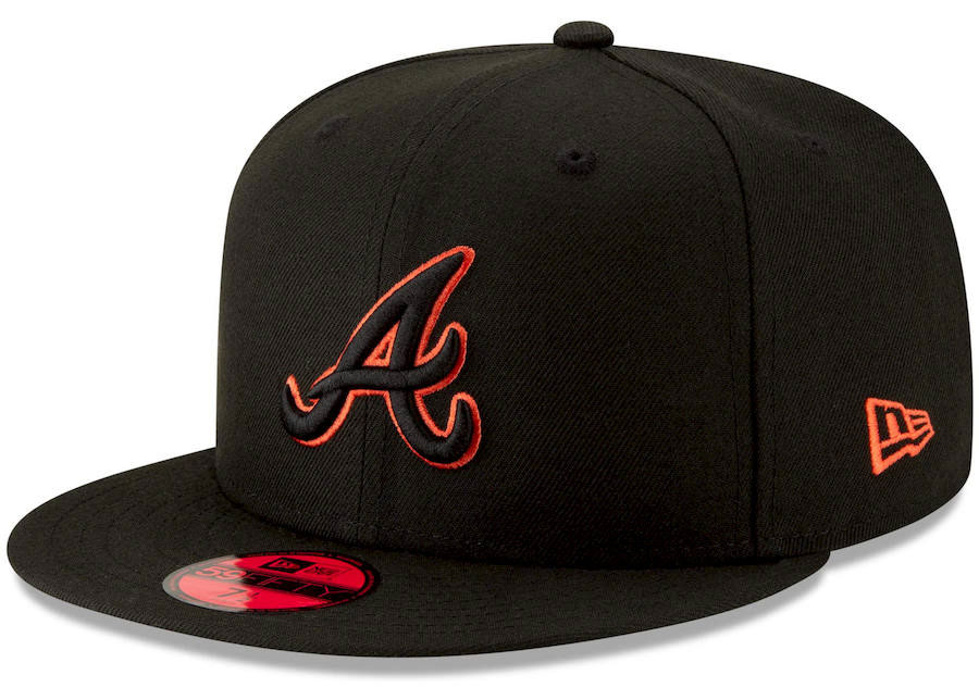 jordan-6-black-infrared-new-era-59fifty-cap-atlanta-braves