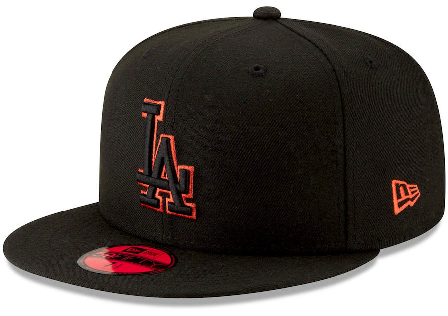 jordan-6-black-infrared-new-era-59fifty-cap-la-dodgers