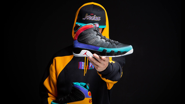 Air Jordan 9 Dream It Do It Hoodie and