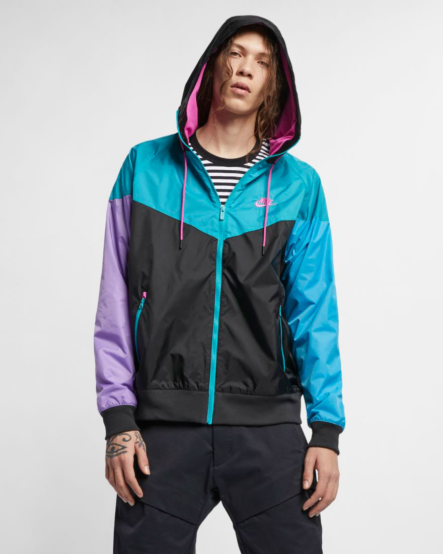 Nike Air City Brights Windrunner Jacket  b6278bcee