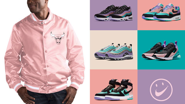 d0188d4de Nike Day Sneakers x Starter NBA Jackets