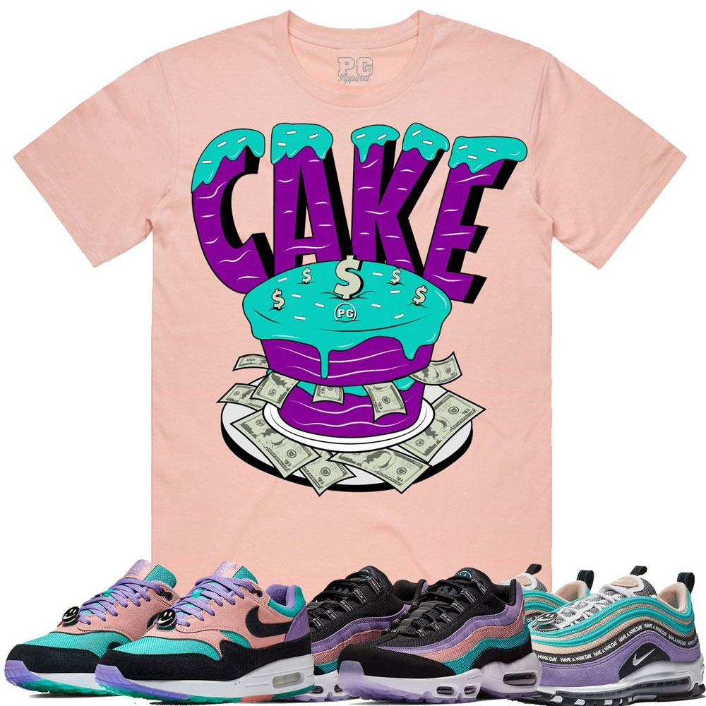 66fe22af099c6 Nike Day Air Max Sneaker Match Tees Shirts | SneakerFits.com