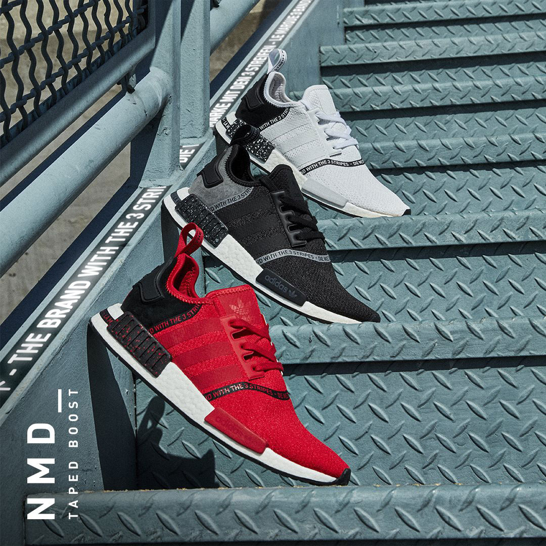 adidas-nmd-taped-boost-printed-series-shoes