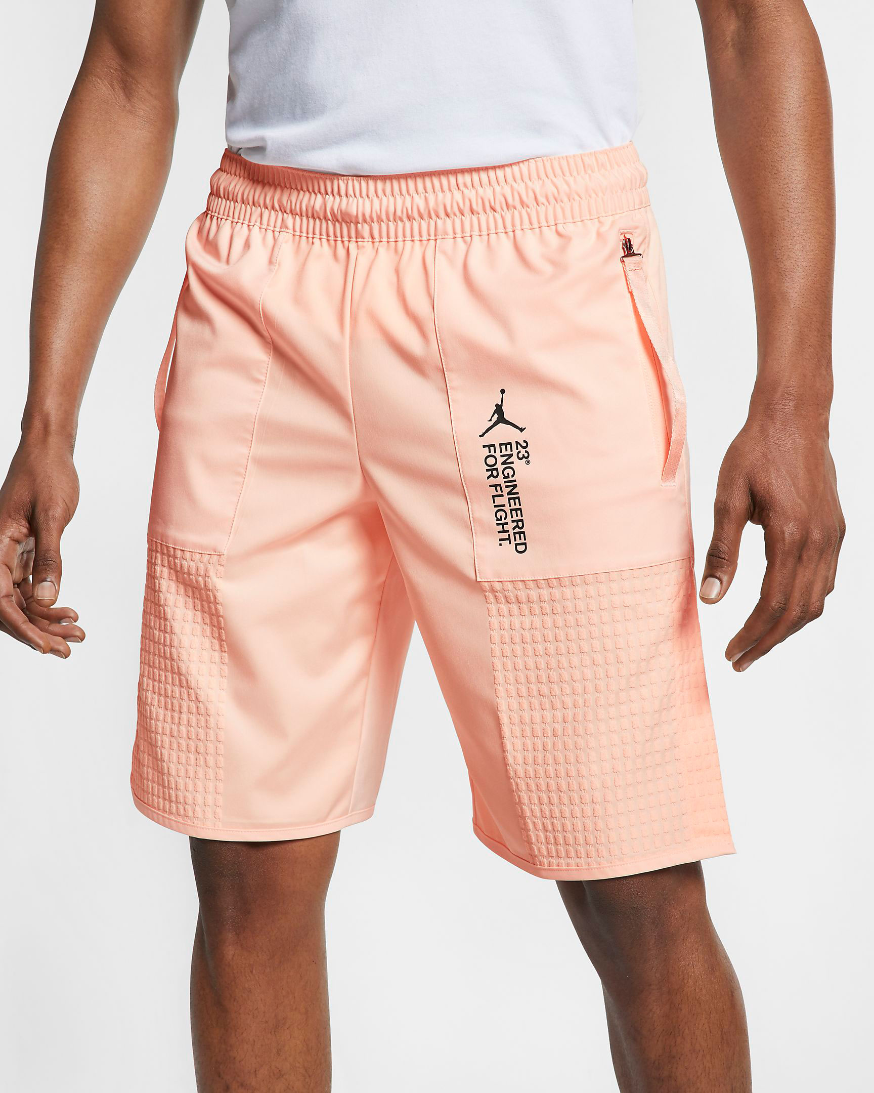 9c81c83ac90606 Jordan 23 Engineered Crimson Tint Shorts