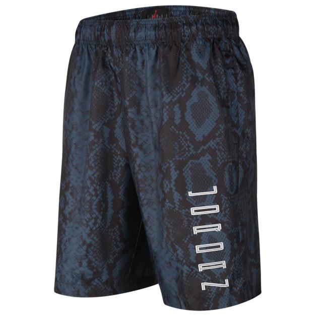 air-jordan-11-low-navy-snakeskin-shorts-1