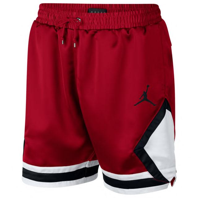 air-jordan-14-candy-cane-shorts-match-1