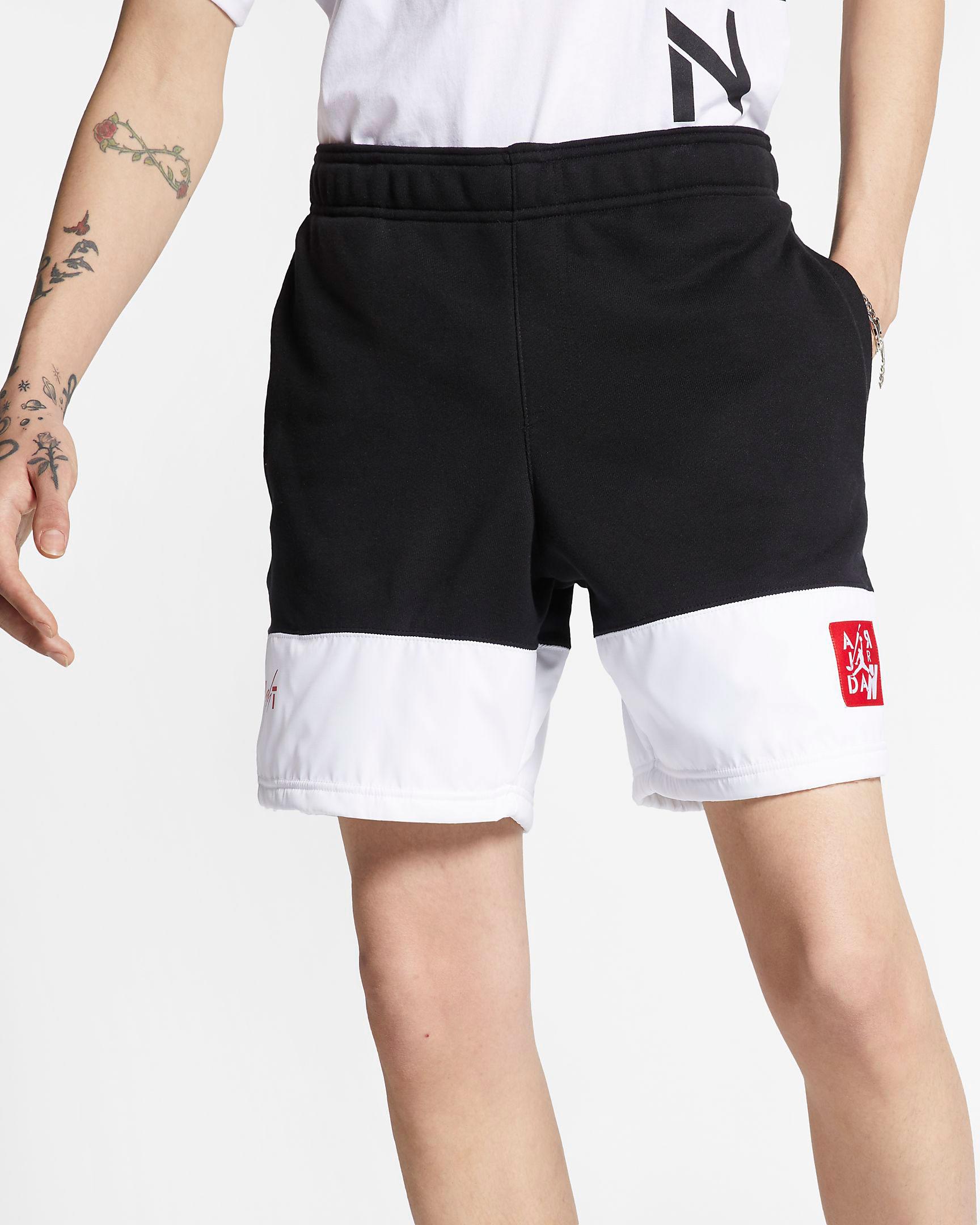 air-jordan-4-bred-2019-shorts-1