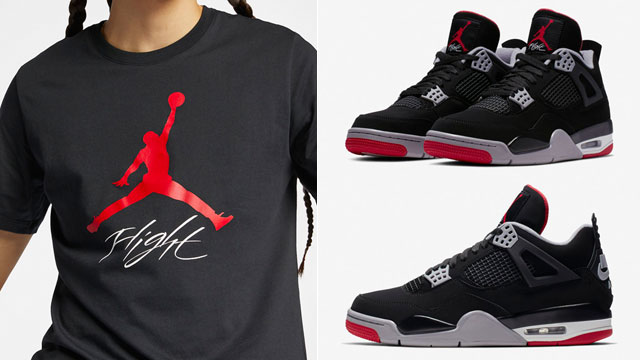air-jordan-4-bred-2019-t-shirt