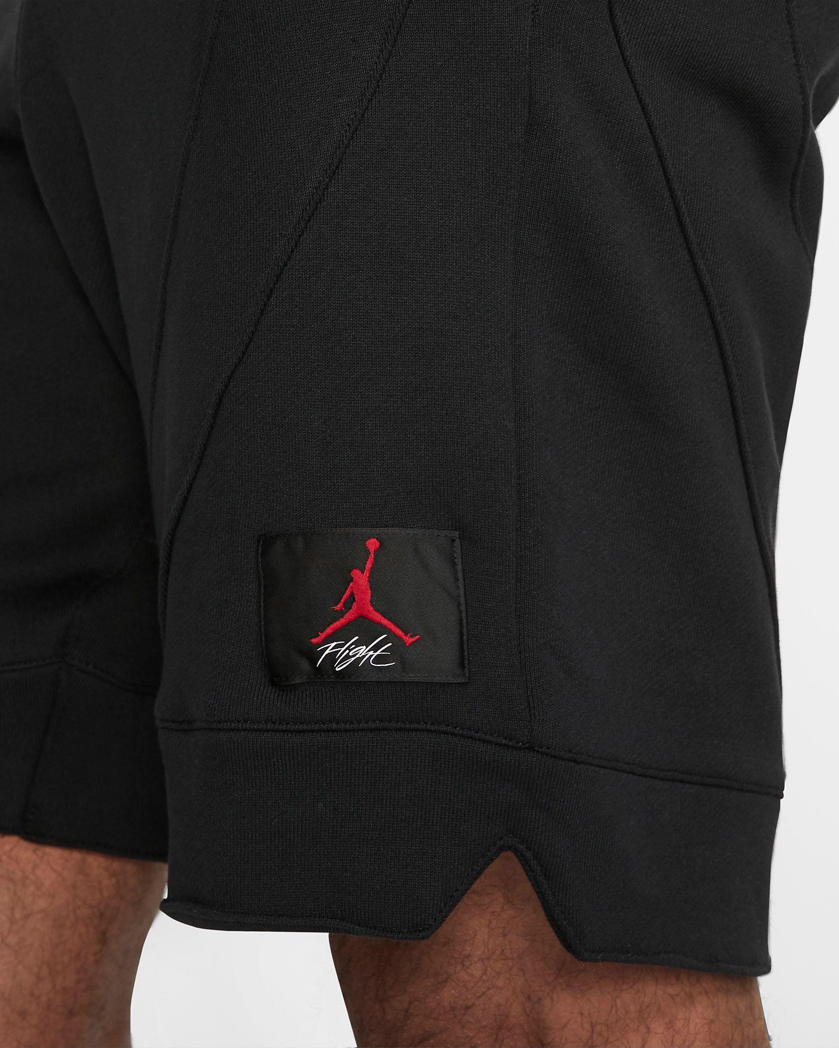 air-jordan-4-bred-shorts-match-1