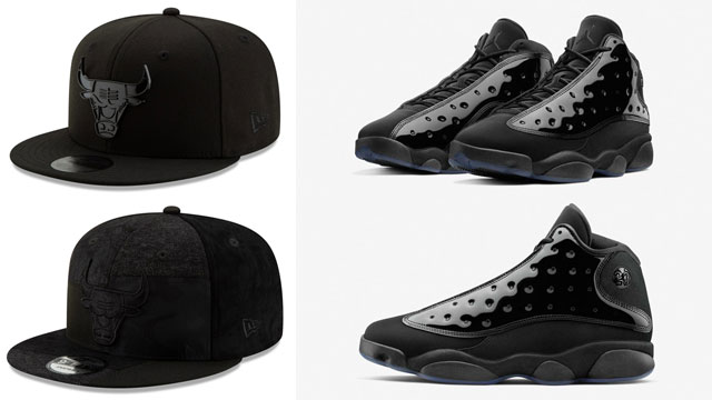jordan-13-cap-and-gown-bulls-caps
