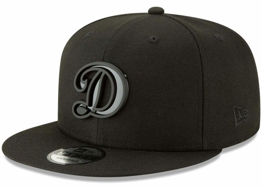 jordan-13-cap-and-gown-snapback-hat-dodgers