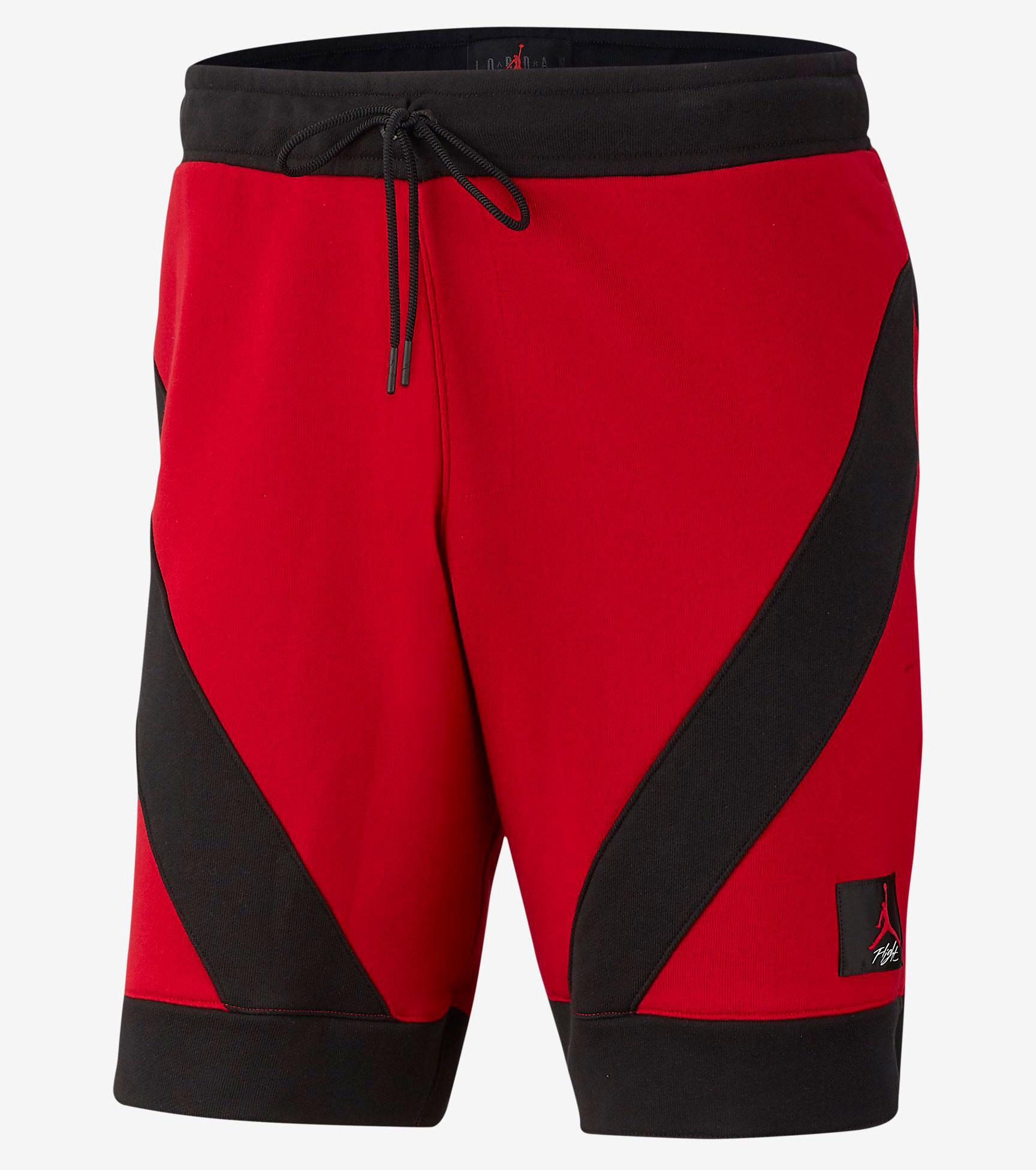 jordan-14-candy-cane-rip-hamilton-shorts-match-1