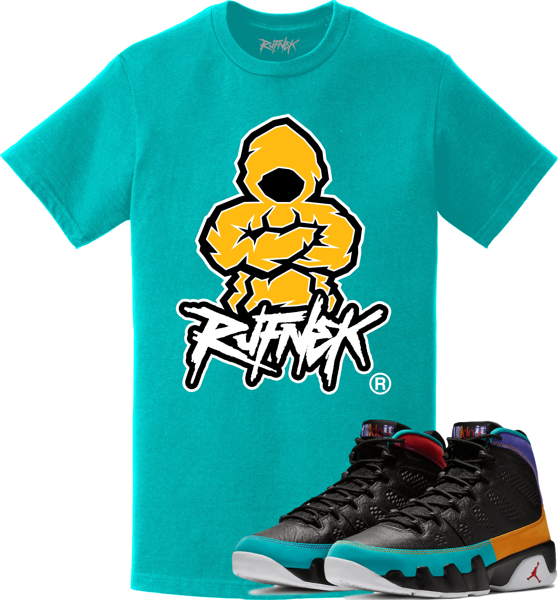 jordan-9-dream-it-do-it-sneaker-match-tee-shirt-3