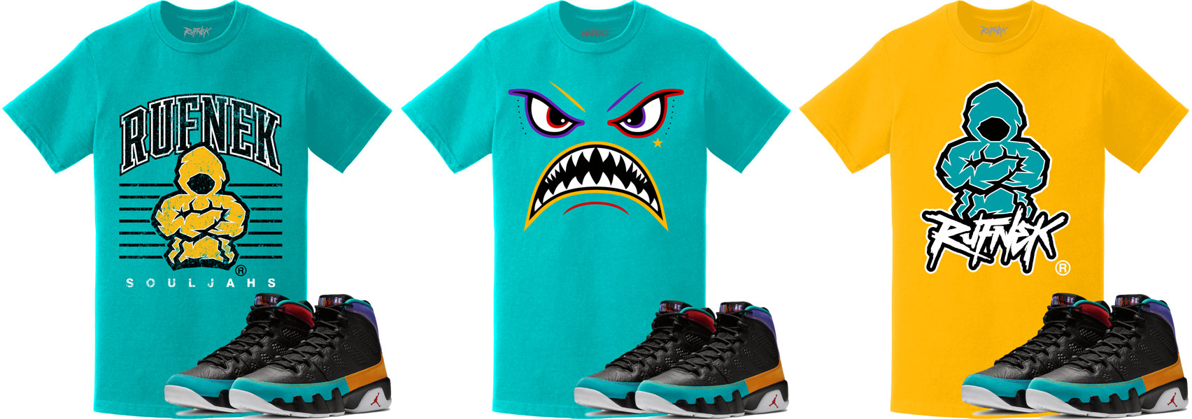 jordan-9-dream-it-do-it-sneaker-match-tee-shirts