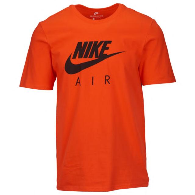 nike-foamposite-hyper-crimson-shirt-match-1