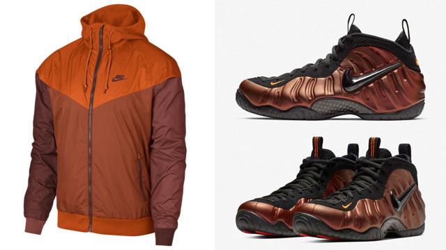 "21cd15e018f7 Nike Sportswear Windrunner Jacket to Match the Nike Air Foamposite Pro  ""Hyper Crimson"""