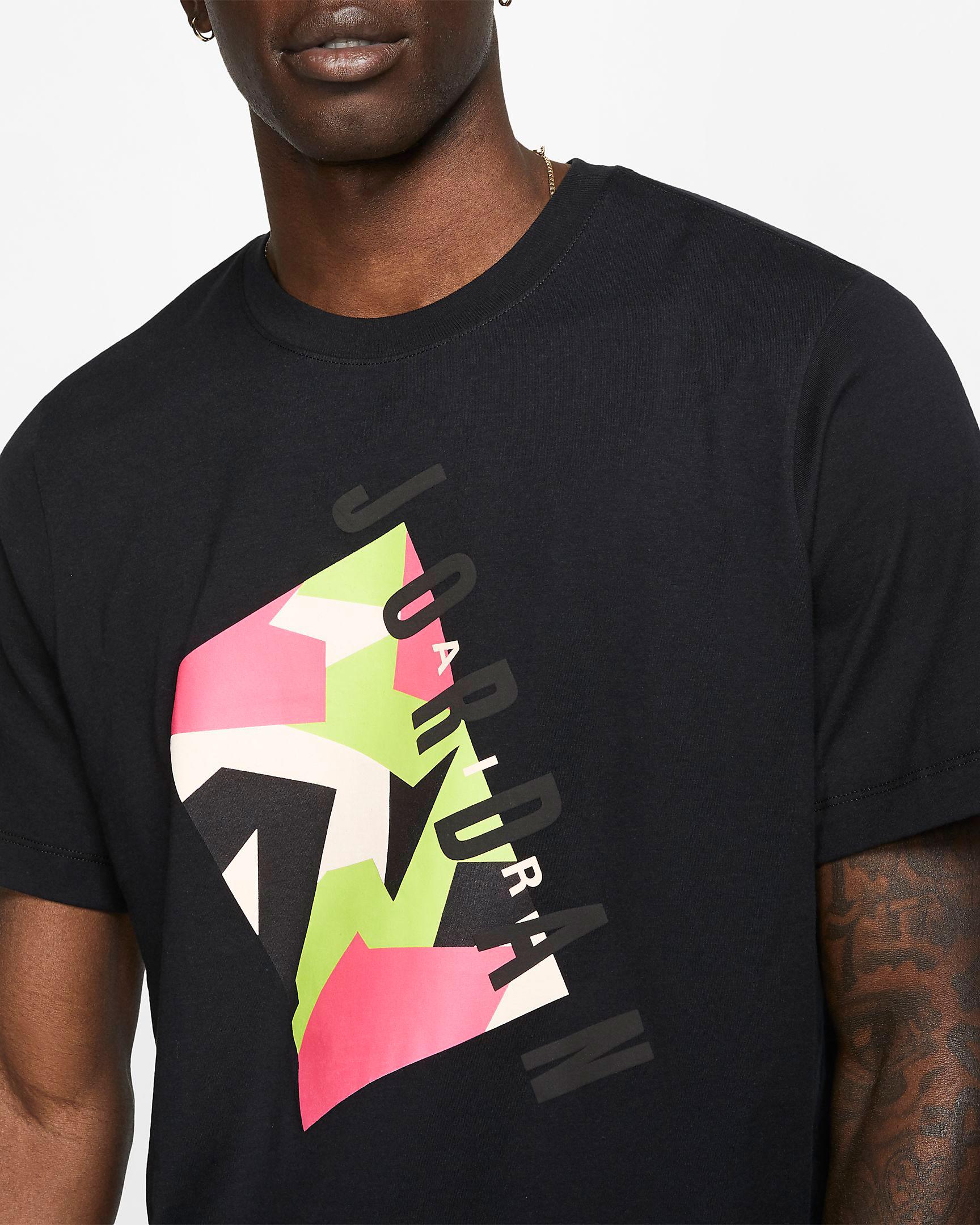 air-jordan-1-mid-hyper-pink-sneaker-tee-shirt-2