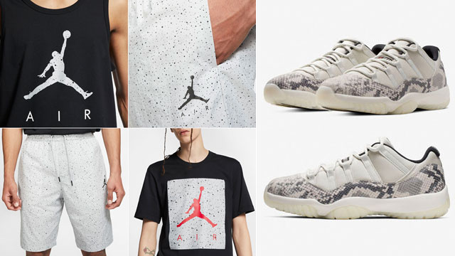 air-jordan-11-low-snakeskin-grey-clothing-match