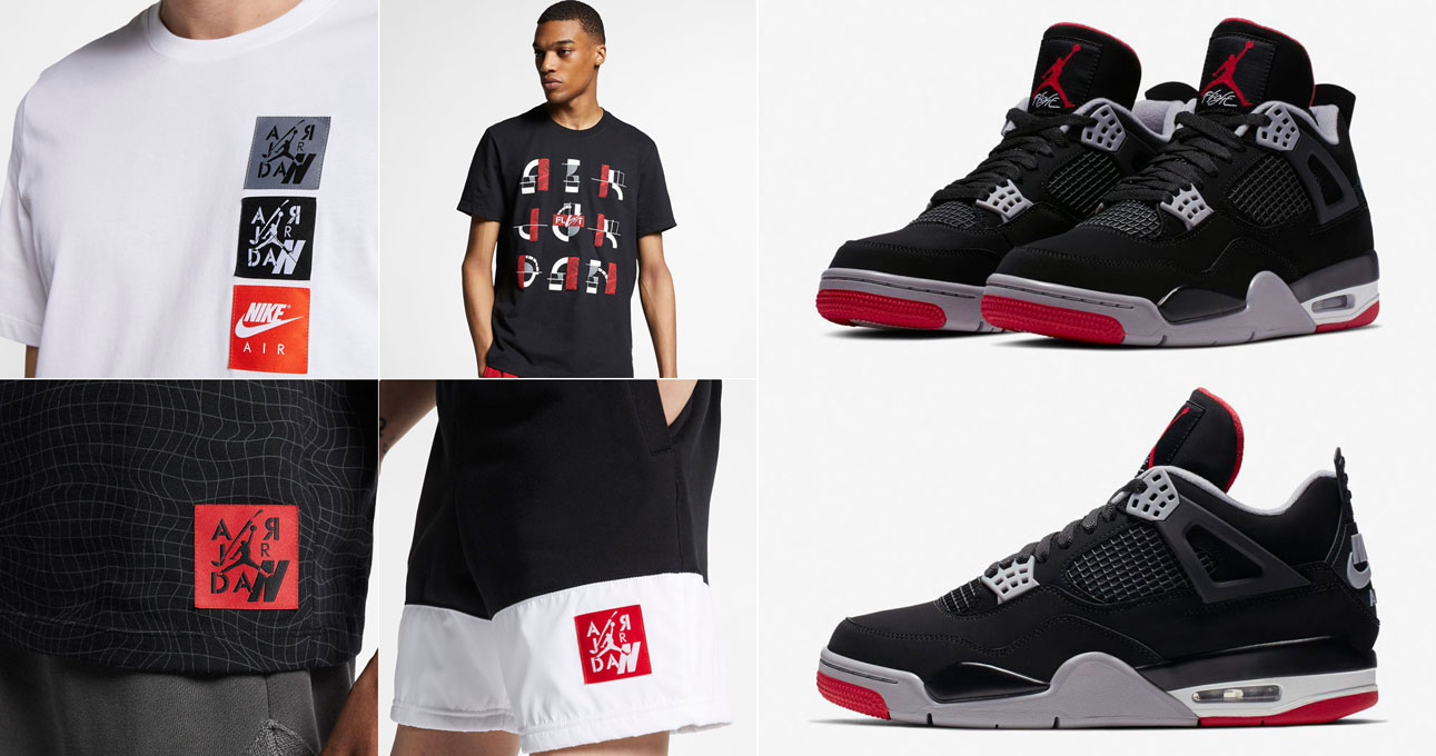 9491bb9348c Air Jordan 4 Bred 2019 Outfits | SneakerFits.com