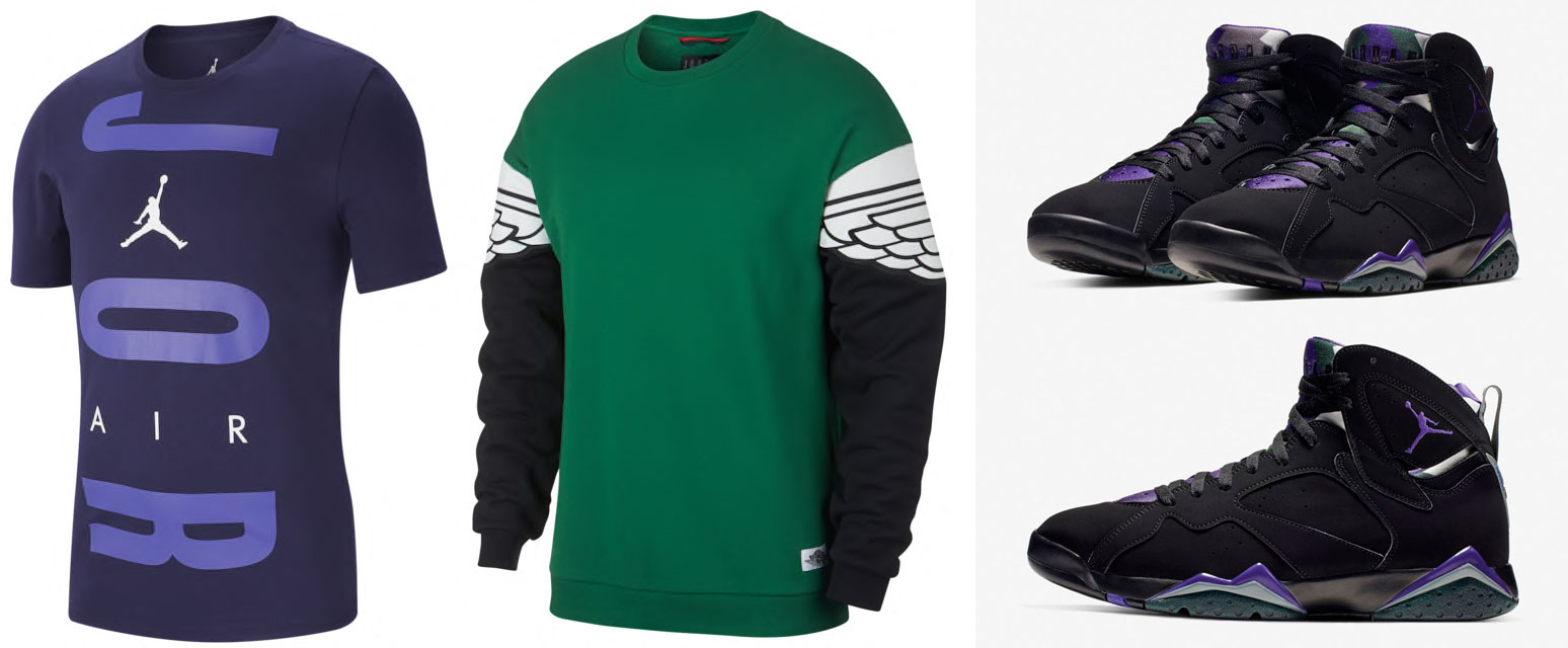 air-jordan-7-ray-allen-clothing-outfit-match