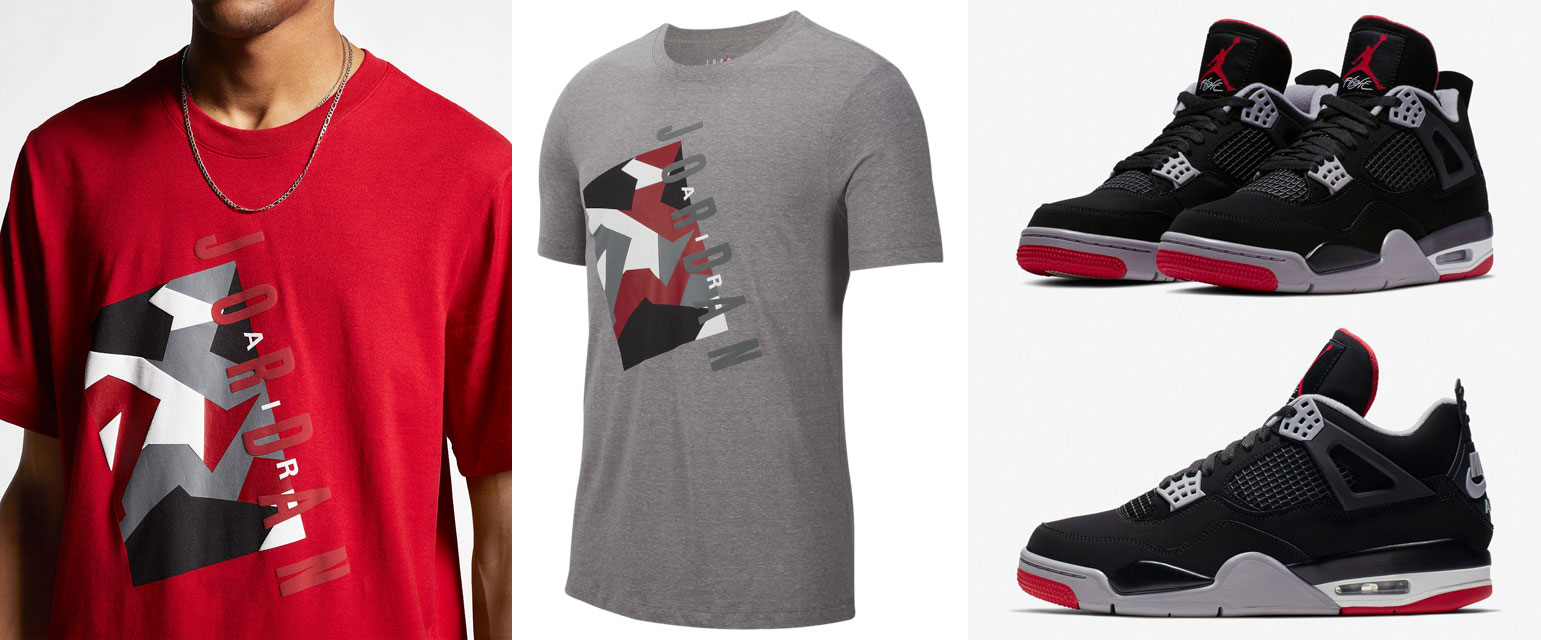 bred-air-jordan-4-shirt-match