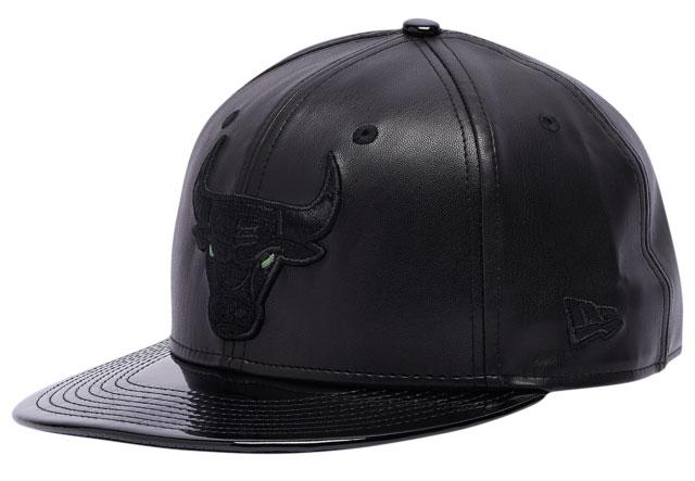 cap-gown-jordan-13-bulls-hat-1