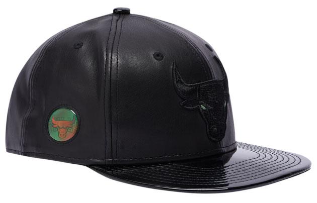 cap-gown-jordan-13-bulls-hat-2
