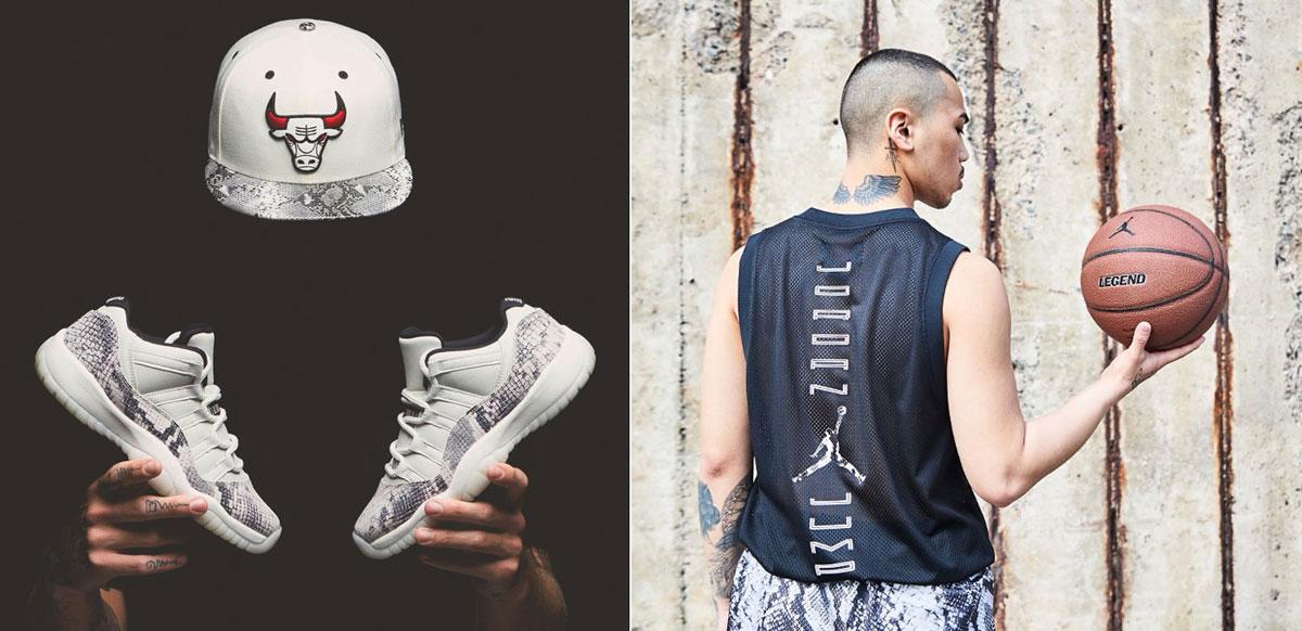 grey-snakeskin-jordan-11-low-outfits