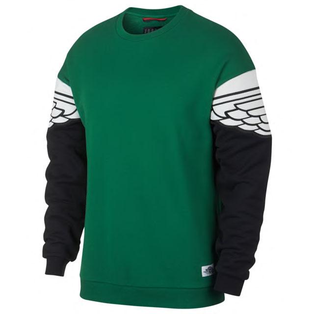 jordan-7-ray-allen-jordan-shirt-match