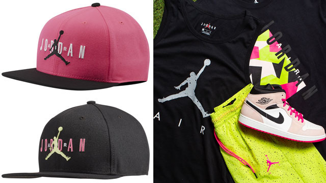 jordan-jumpman-poolside-snapback-cap-clothing-match