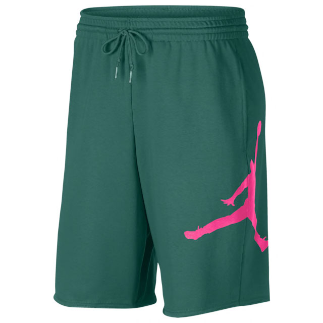 jordan-watermelon-green-pink-shorts-1