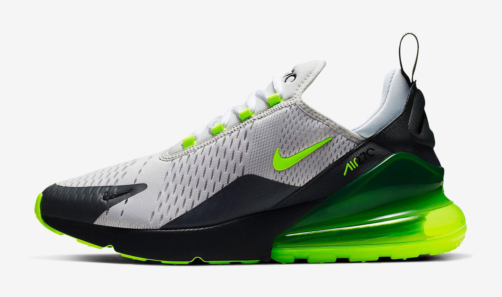 """san francisco 10a0f 7cfdd Nike Air Max 270 """"Platinum Tint Volt"""""""
