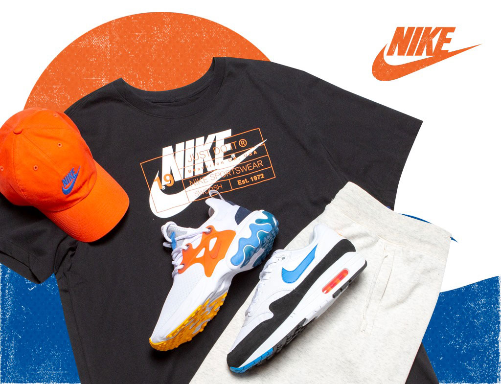 Nike Air Endless Summer Shoes and