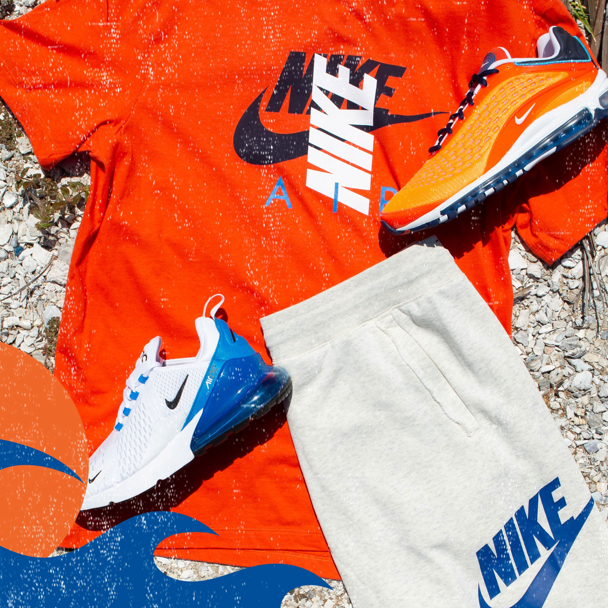 nike-endless-summer-air-max-sneakers-tees-shorts