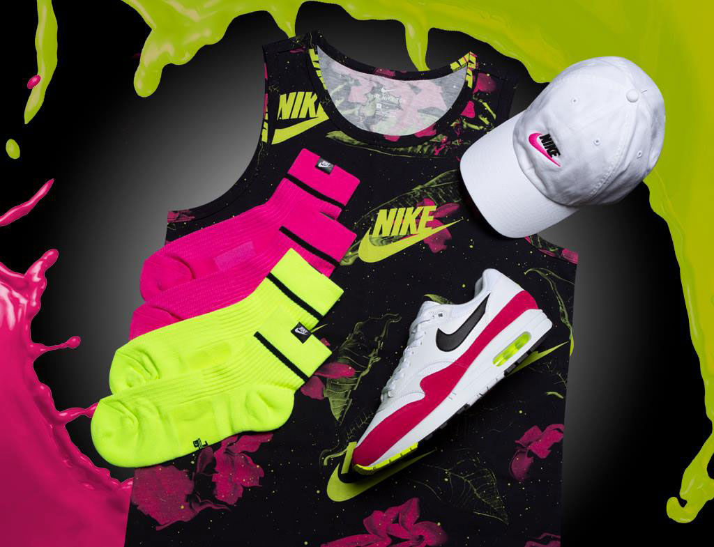 nike-pink-limeaid-clothing-shoes-match
