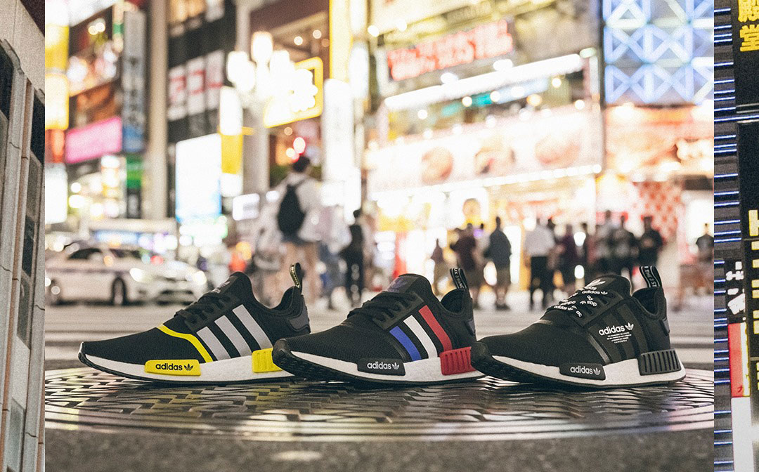 Adidas Nmd R1 Japan Pack Usa Release Sneakerfits Com