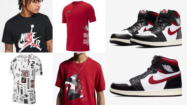 air-jordan-1-gym-red-sneaker-tees-shirts