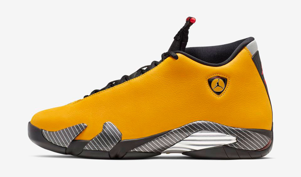 air-jordan-14-yellow-ferrari-reverse-outfits