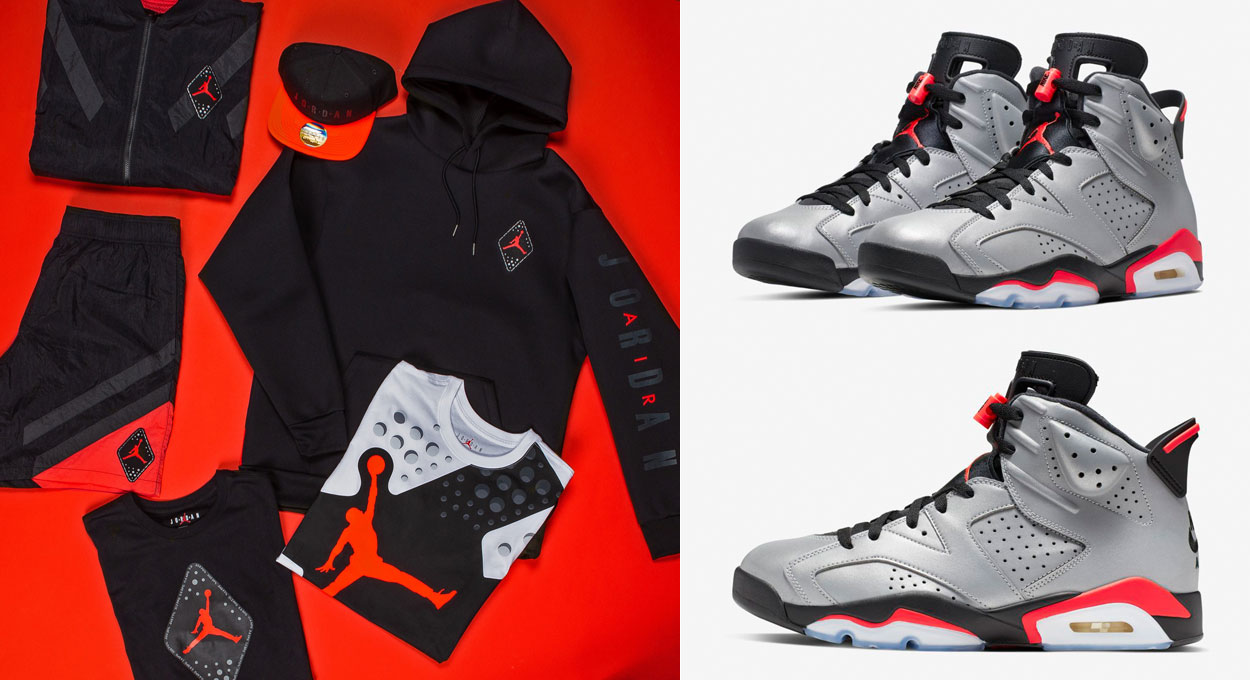 newest 9a44a 97aac Jordan 6 Reflections of a Champion Outfits | SneakerFits.com