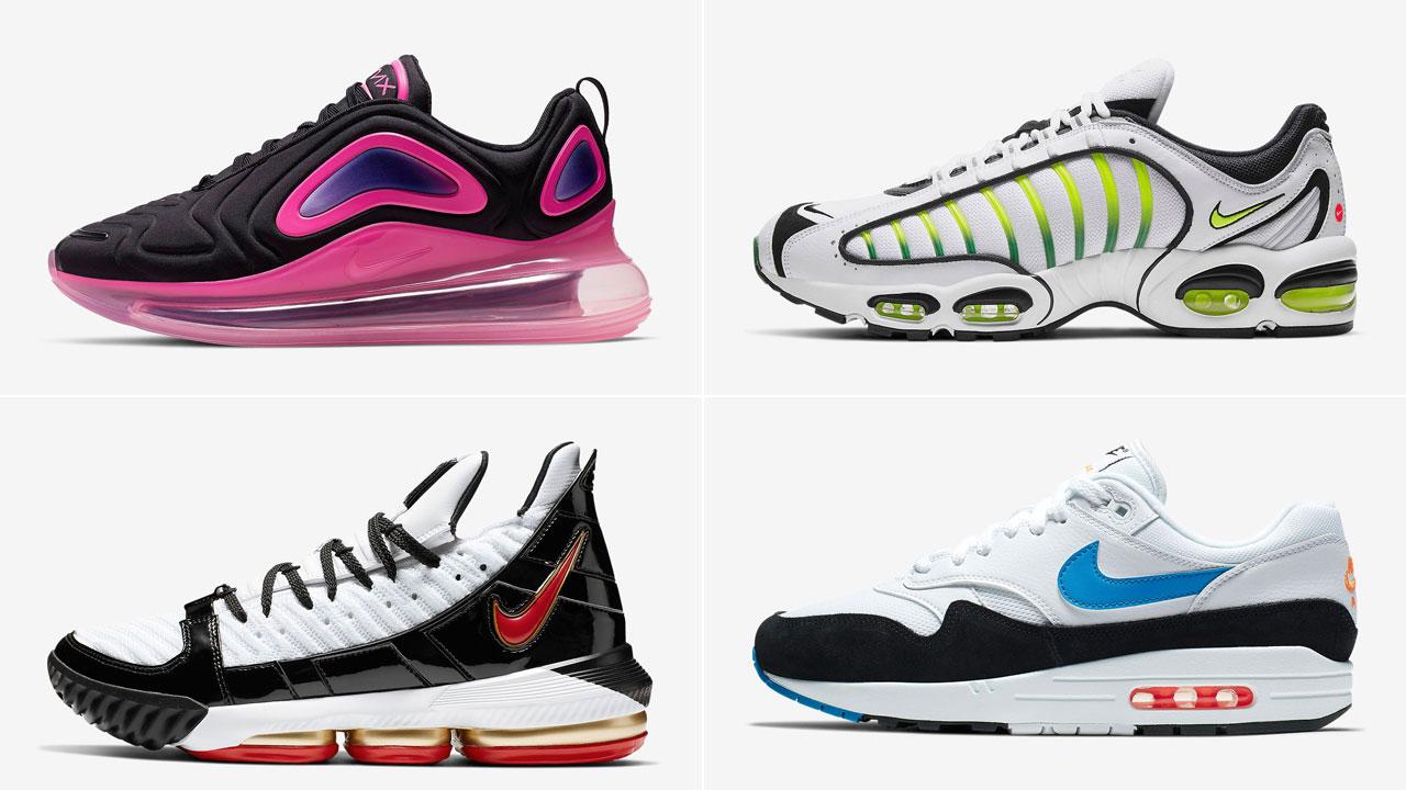 April 2019 Nike Sneaker Release Dates