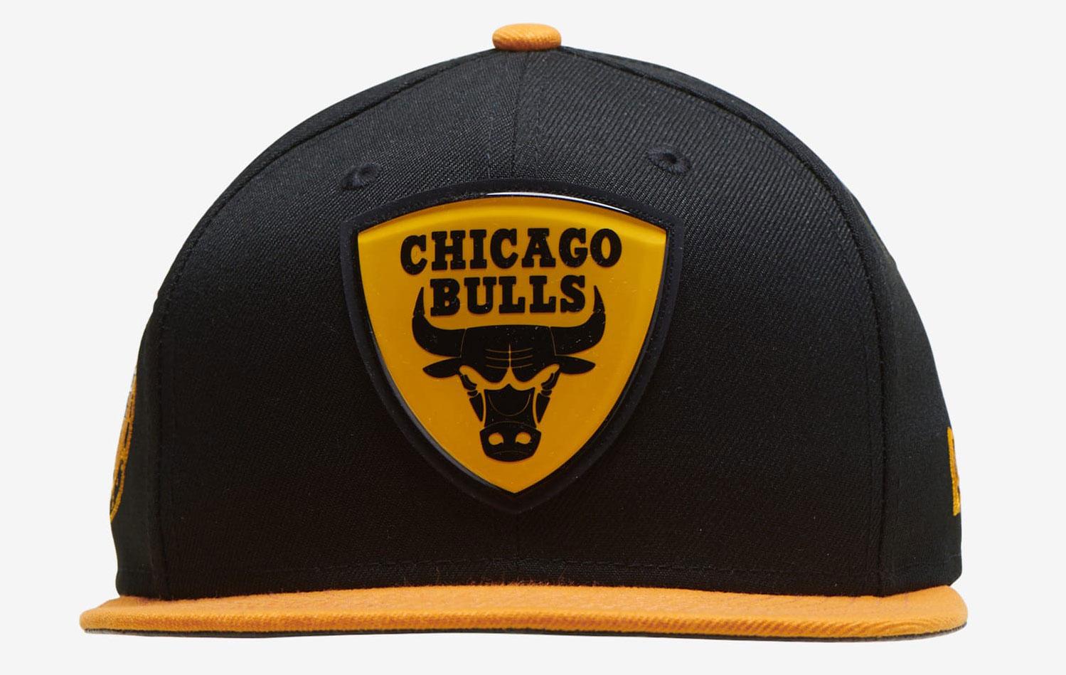 jordan-14-yellow-ferrari-bulls-hat