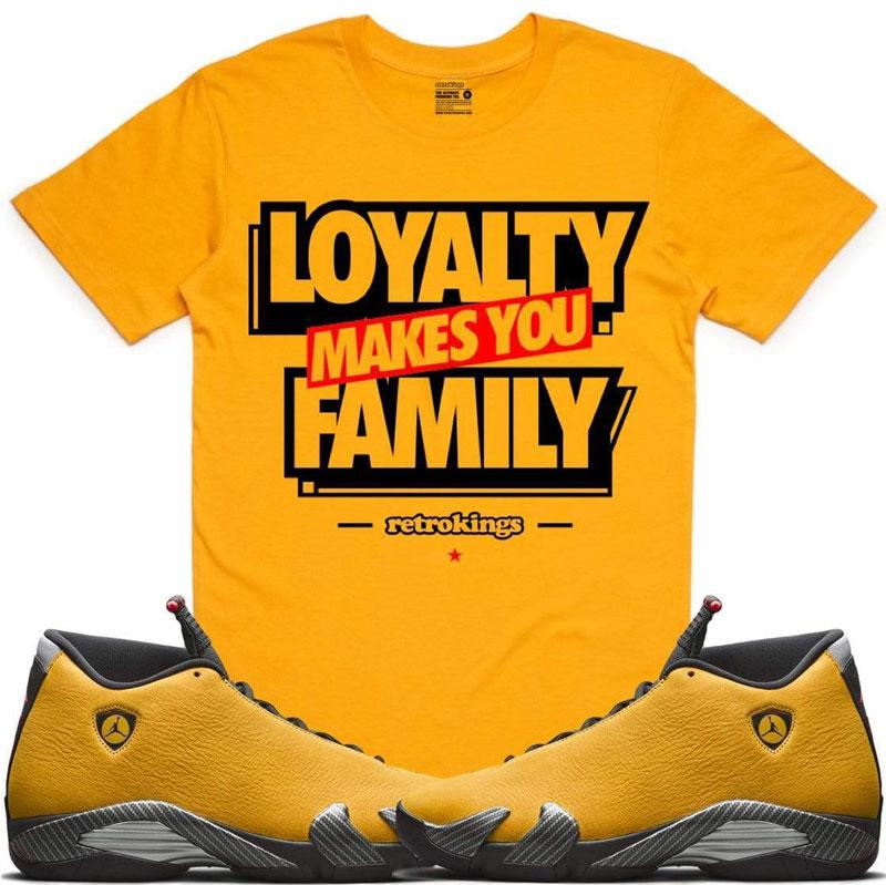 jordan-14-yellow-ferrari-sneaker-tee-shirt-3